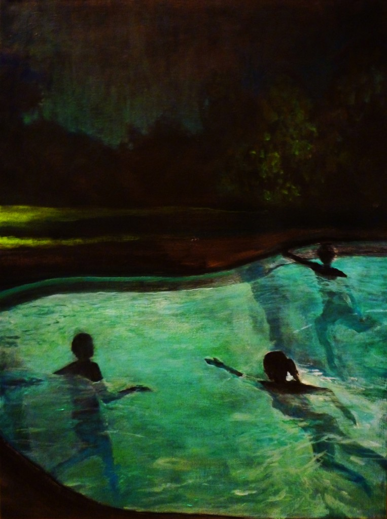 John Defeo, Nightswimming